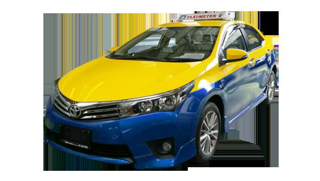 รถ Taxi