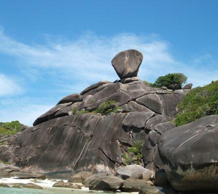เขาหลักแสนสงบ หมู่เกาะสิมิลันแสนสวย (3 Day)